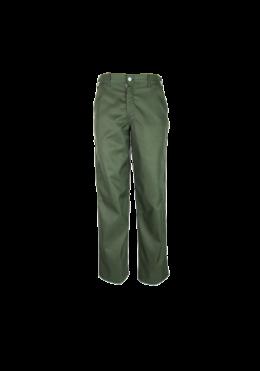 Khaki Acid Repellent Continental Trouser