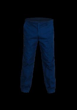 Blue combat pants