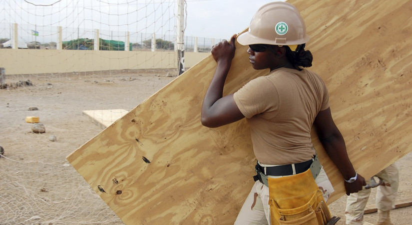 Sweet-Orr Women Work. Their Protective Wear Should, Too