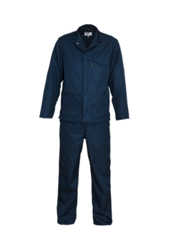 Long Sleeve Acid Repellant Continental Suit