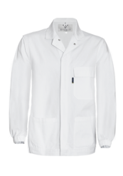 Chore Jacket with ¼ Back Elastic