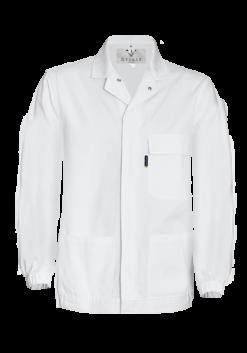 Chore Jacket with ¼ Back Elastic