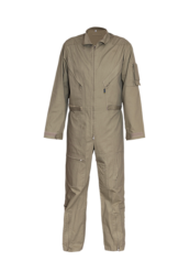 Club Collar Zip Through Boilersuit