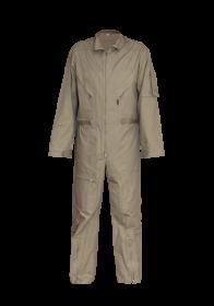 Club Collar Zip Through Boilersuit