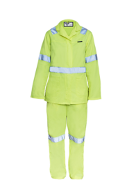 Ladies' Two Piece High Visibility Continental Suit
