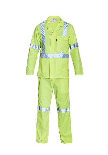 High Visibility Continental Suit
