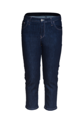 Ladies' Denim Capri