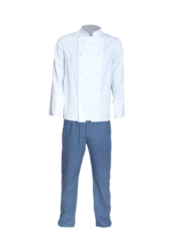 Chef Two Piece Suit