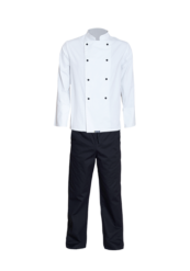 Ladies' Chefs Two Piece Suit