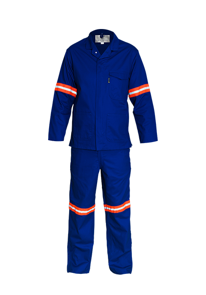 High Visibility Long Sleeve Continental Suit