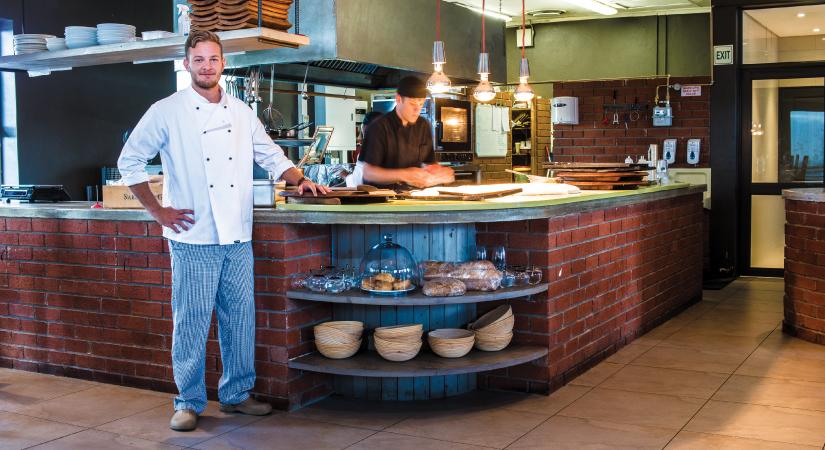 Sweet-Orr chef uniforms