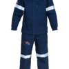 Continental Flame Acid Two-Piece Overall