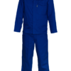 J54 - Royal Blue - Mens Conti-Suit Two Piece Royal Blue Heavy Duty Overall