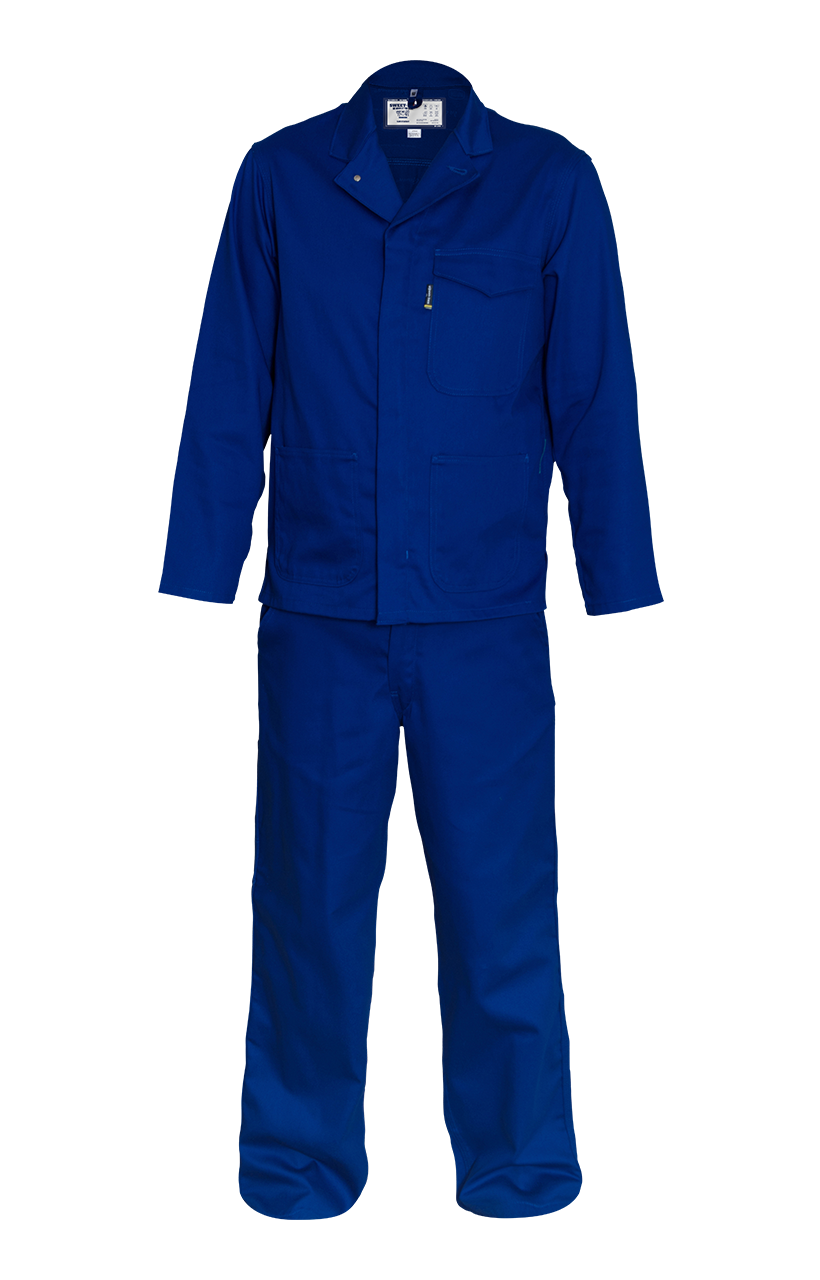 J54 - Royal Blue - Mens Conti-Suit