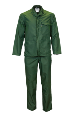 Continental Acid Repellant Two-Piece Overall