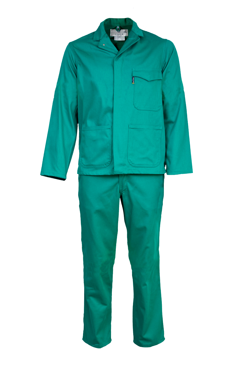 Green Flame Retardant Overall