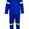 The Continental High-Visibility Two-Piece Overall