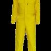 Yellow Engineers Suit