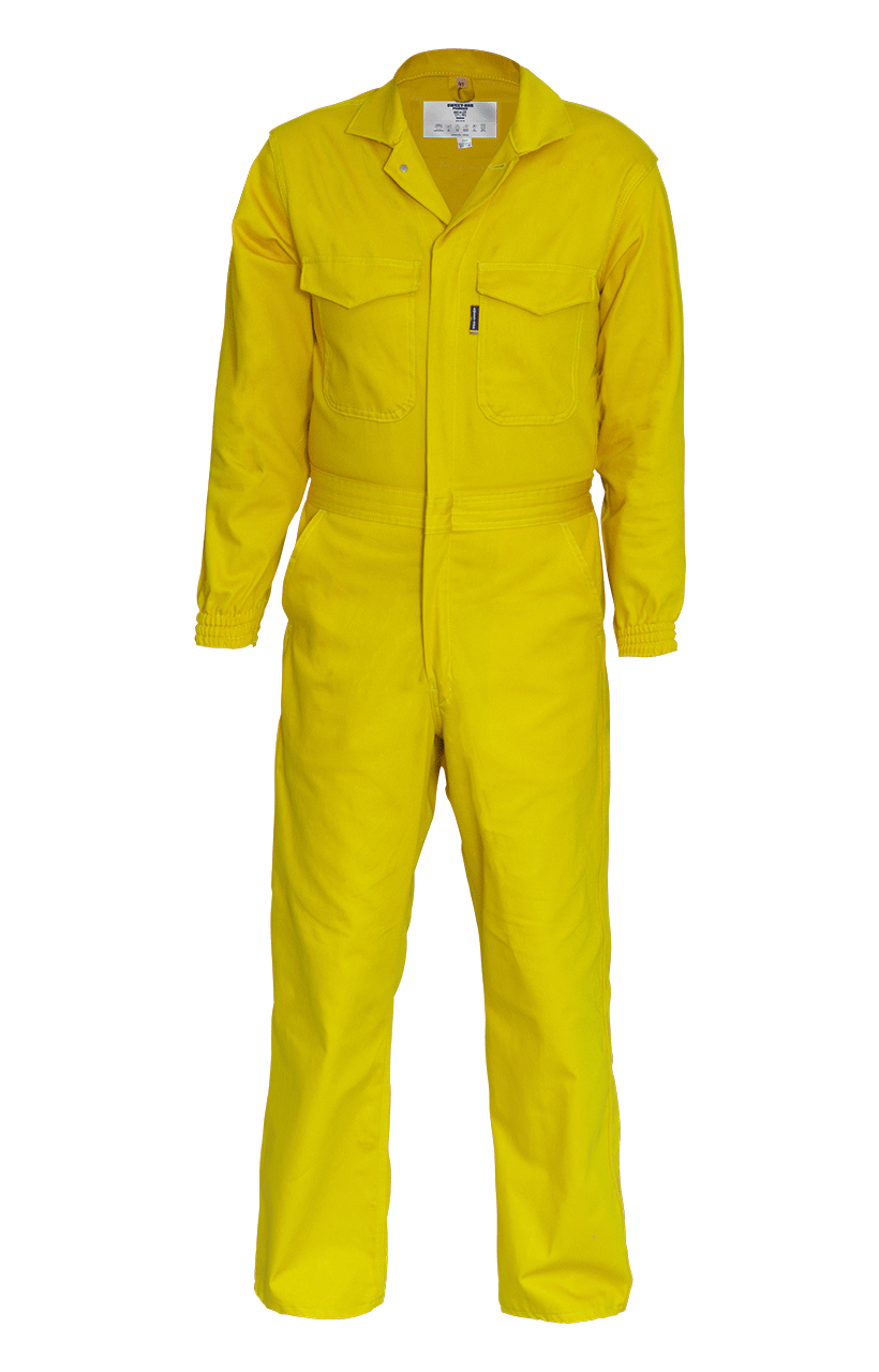 Yellow Engineers Suit