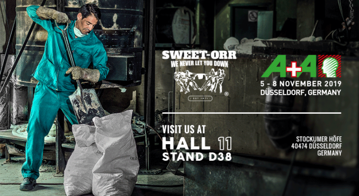 Sweet-Orr Returns To A+A Trade Fair Düsseldorf
