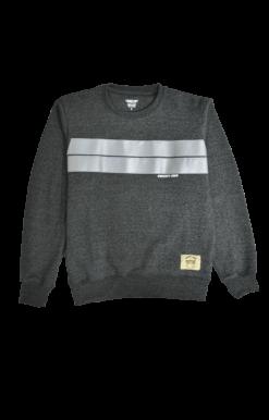 Sweet-Orr Charcoal Grey CrewNeck