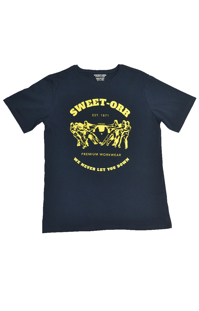 Sweet-Orr The Elsies Navy Tee