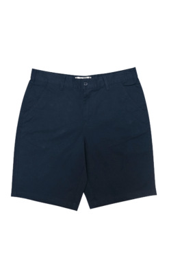 Sweet-Orr Navy Stretch Chino Short