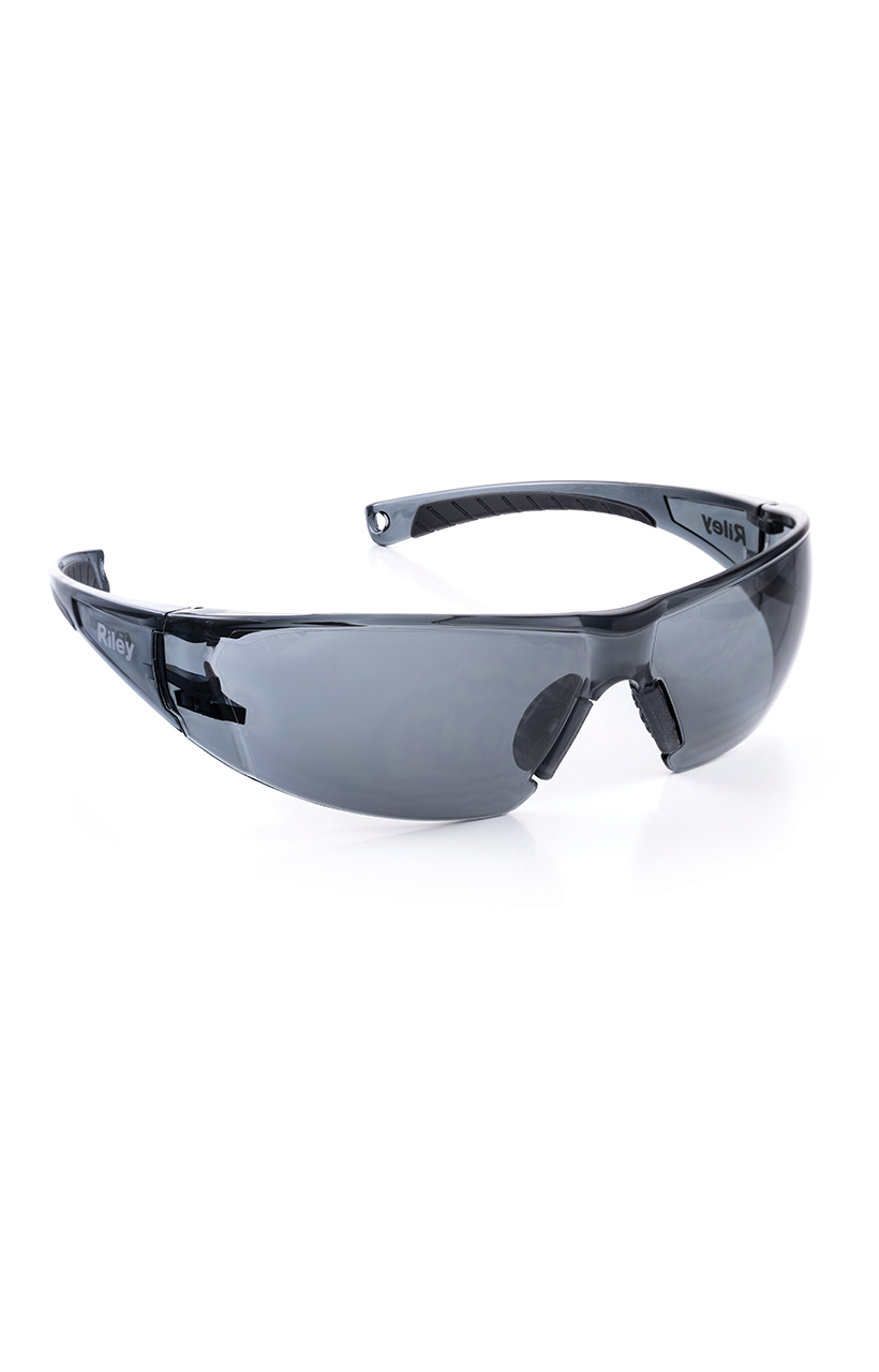 Sweet-Orr KOSMA Grey Safety Glasses Right Side View