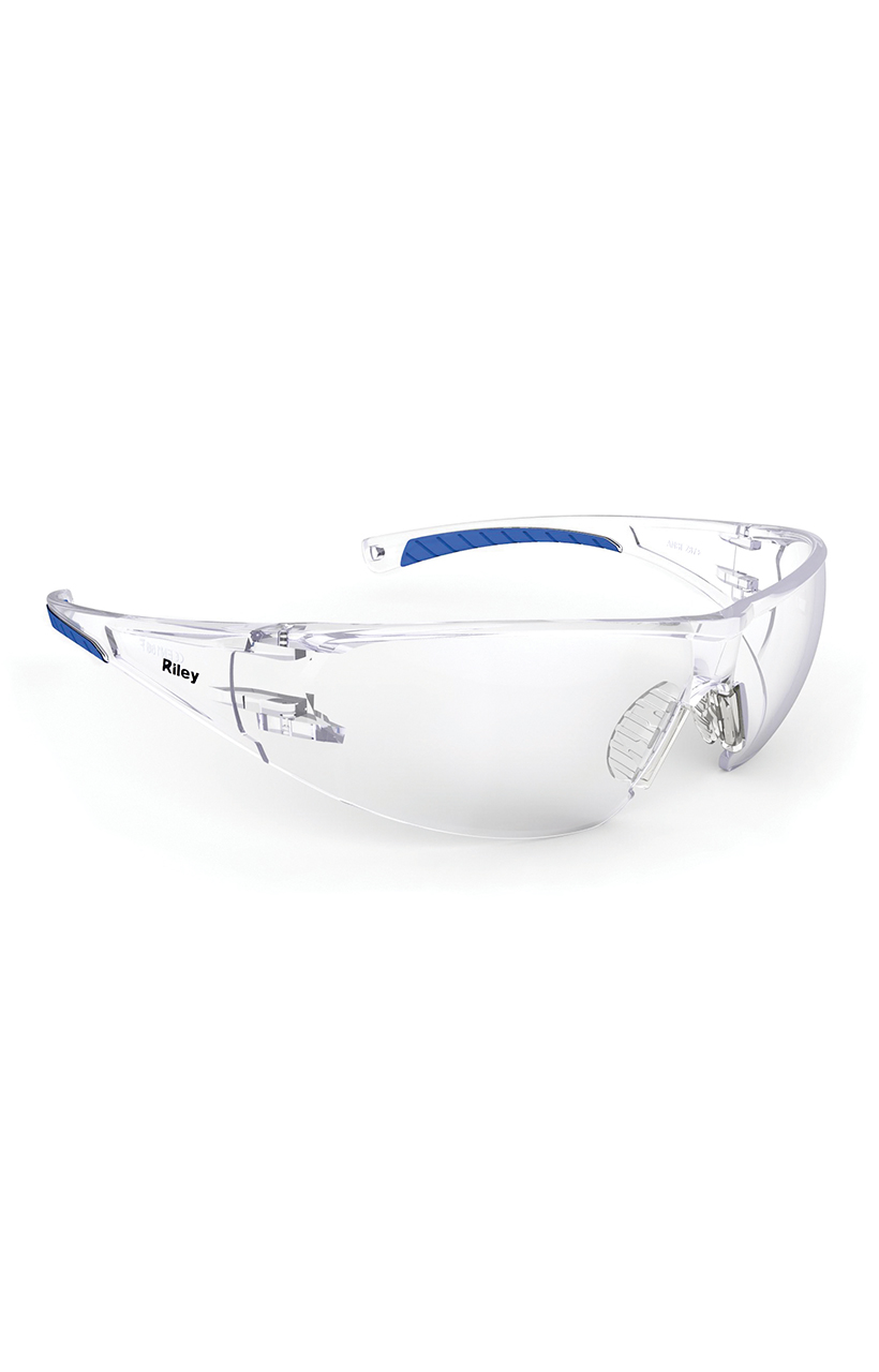 Sweet-Orr KOSMA Clear Safety Glasses Right Side View