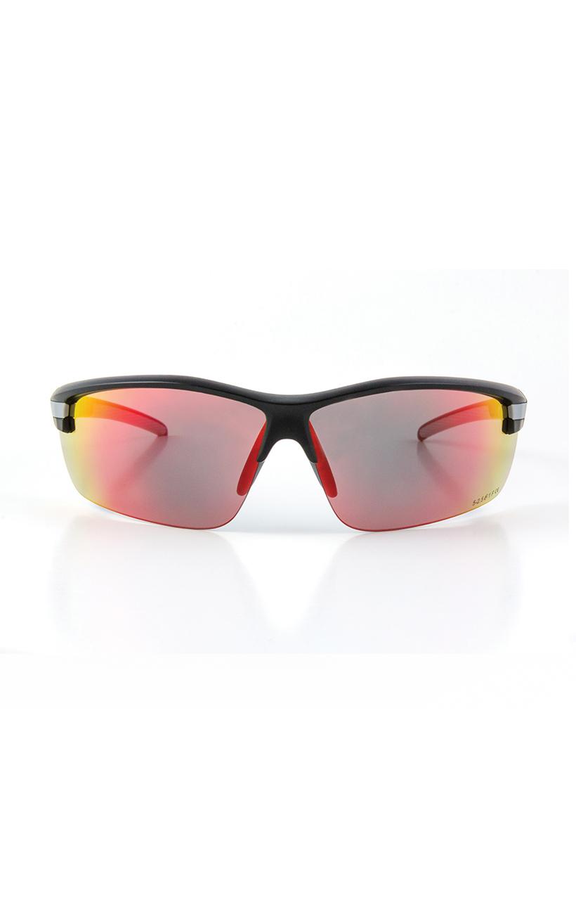Sweet-Orr Sisini Black Safety Glasses Front View
