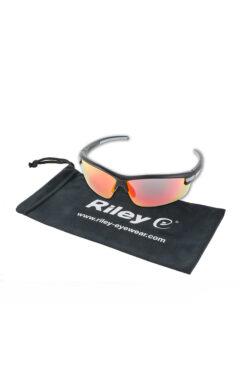 Sweet-Orr Sisini Black Safety Glasses With Bag