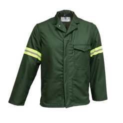 Sweet-Orr High Visibility Acid Repellant Overall Jacket